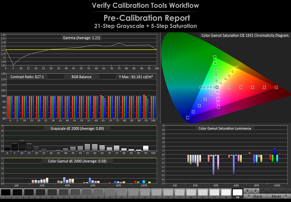 Ted's LightSpace CMS Calibration Disk - Page 4» - 30042457