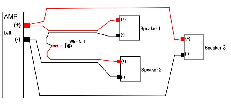 speaker wiring diagram speaker image wiring diagram mazda car stereo wiring diagram wirdig on speaker wiring diagram