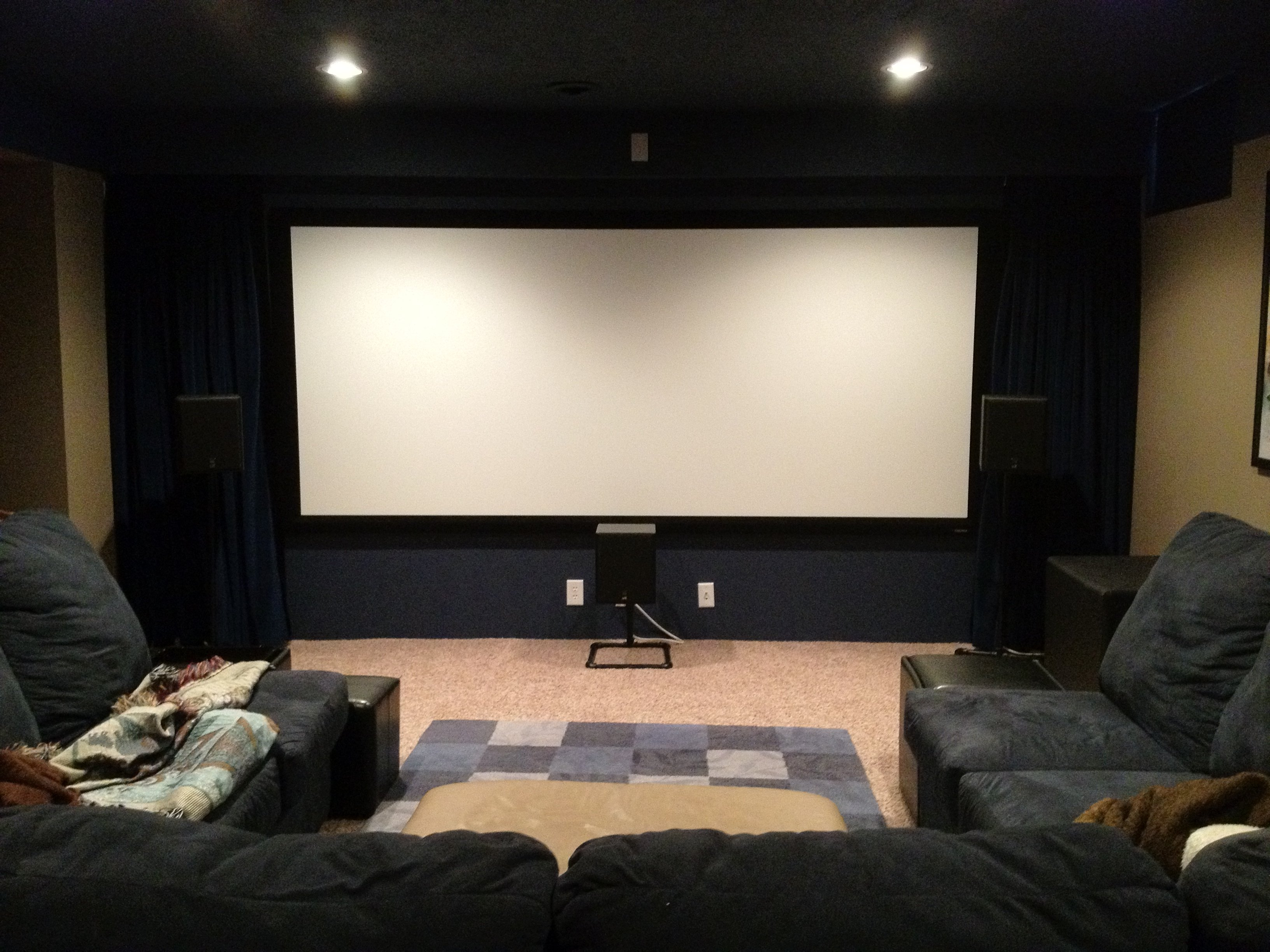 show us your screen walls page 25 avs forum home theater
