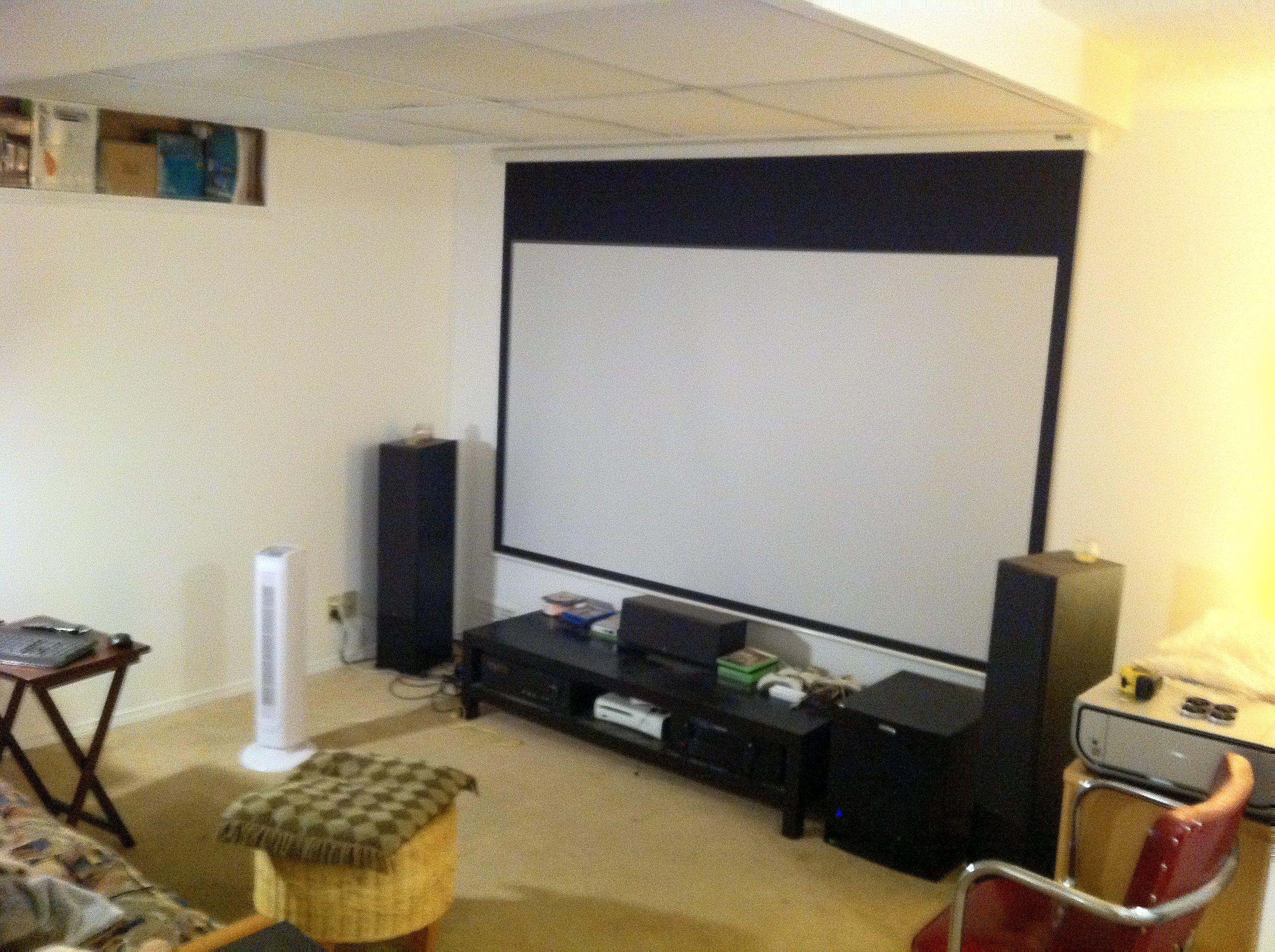 My semi-dedicated theater room rebuild - AVS Forum | Home Theater ...