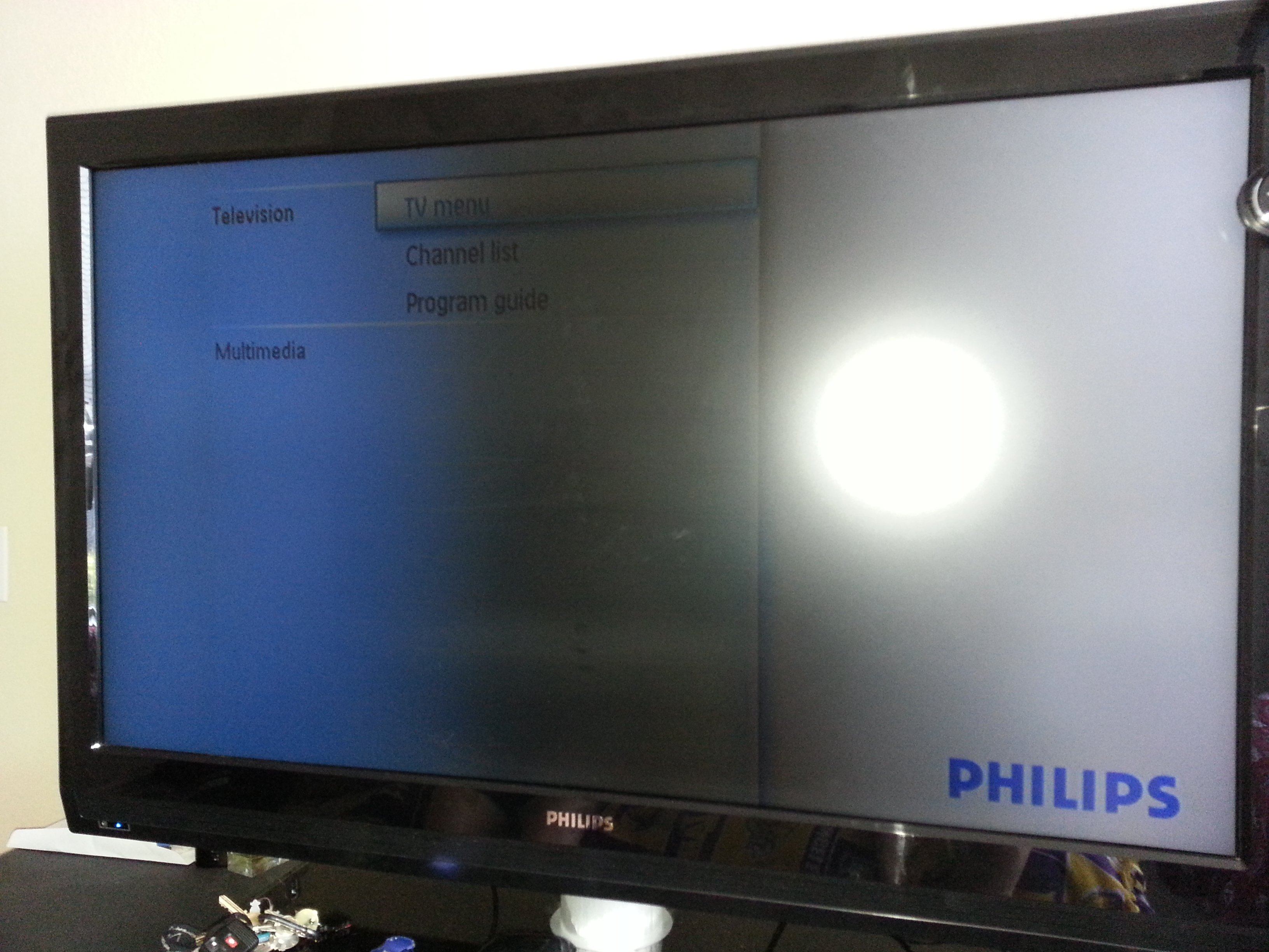 47 inch Philips LCD display problems - AVS Forum | Home Theater