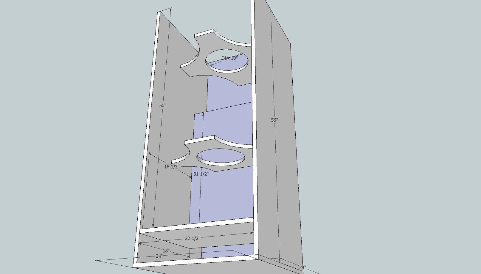 Need help with DIY sub!! - AVS Forum | Home Theater Discussions And ...