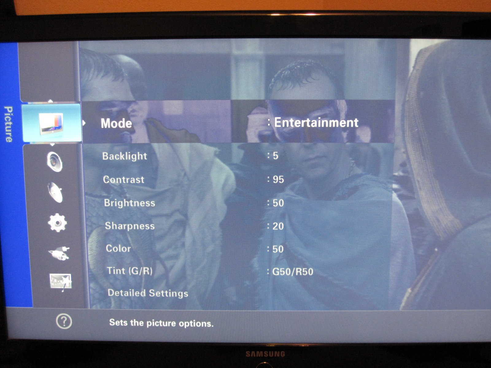 Samsung ln40a500t1f color issues - AVS Forum | Home Theater