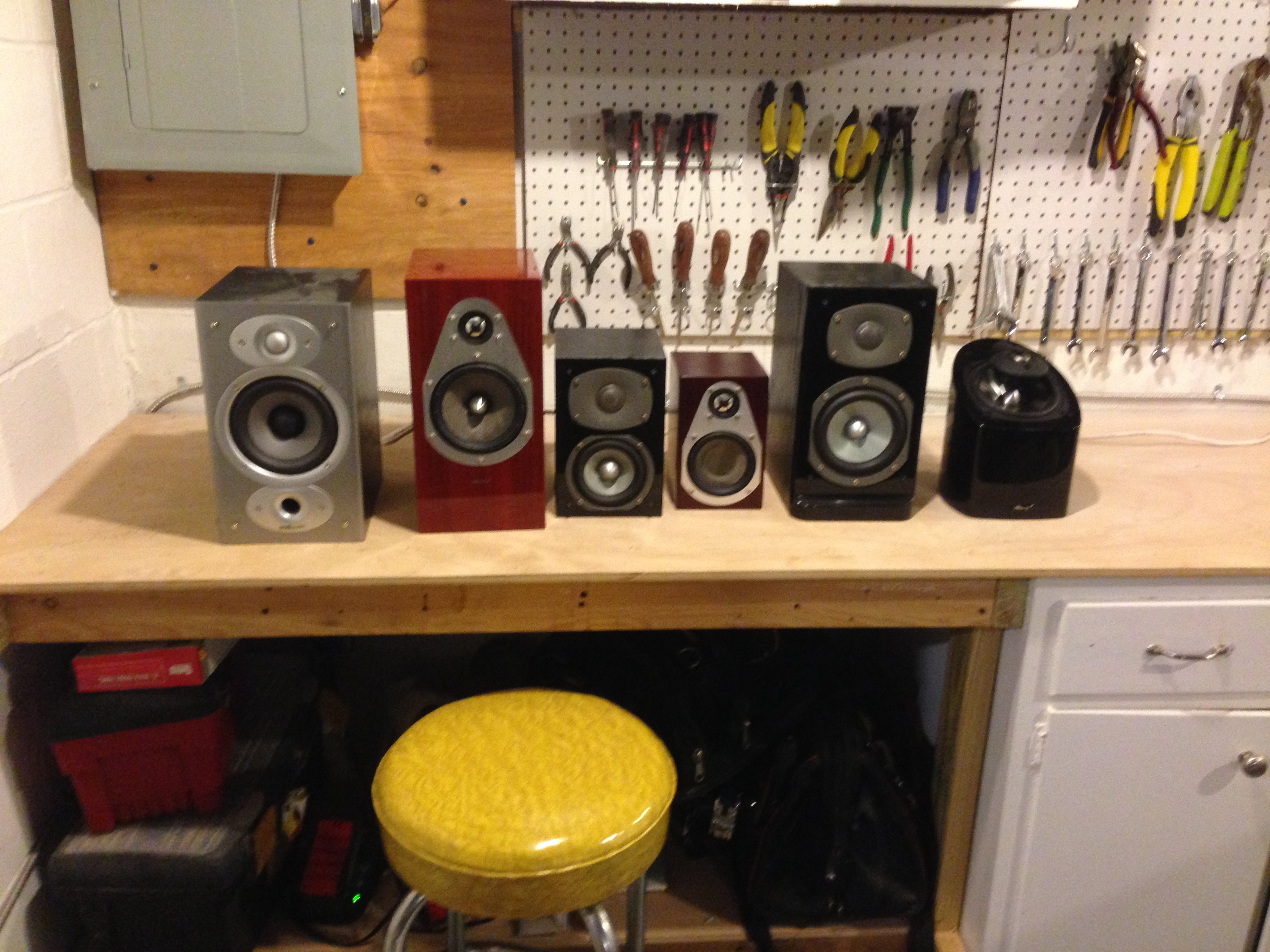 speakers infinity cost steven reviews effective eudaly sterling ss but inefficient bookshelf speaker