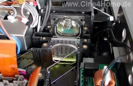 Epson 8100 - replaced bulb and now Pink / Blue bands - AVS Forum