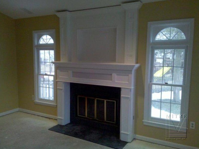 Center Speaker Built Into Fireplace Mantel - Page 2 - AVS Forum ...
