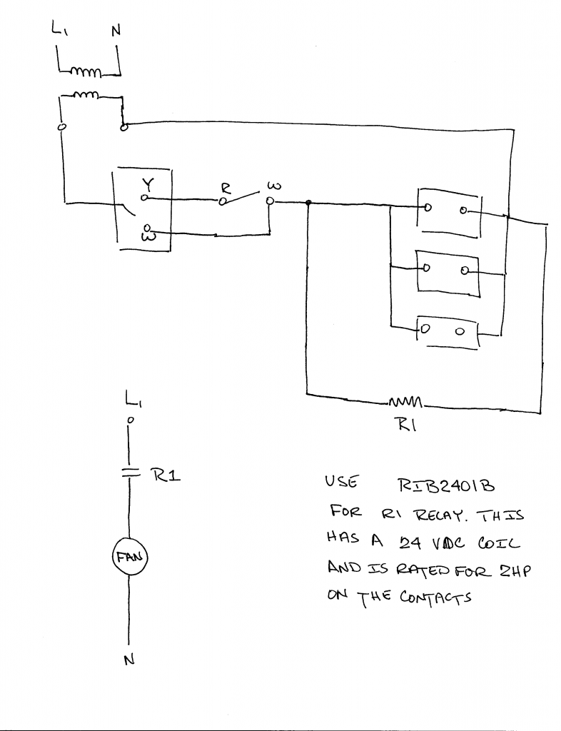 YACHT Yet Another Crazy HVAC Thread AVS Forum Home Theater - Rib2401b wiring diagram