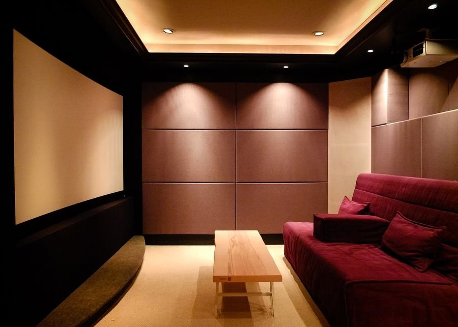 HT of the Month: Theater for Hobbits - AVS Forum | Home Theater ...