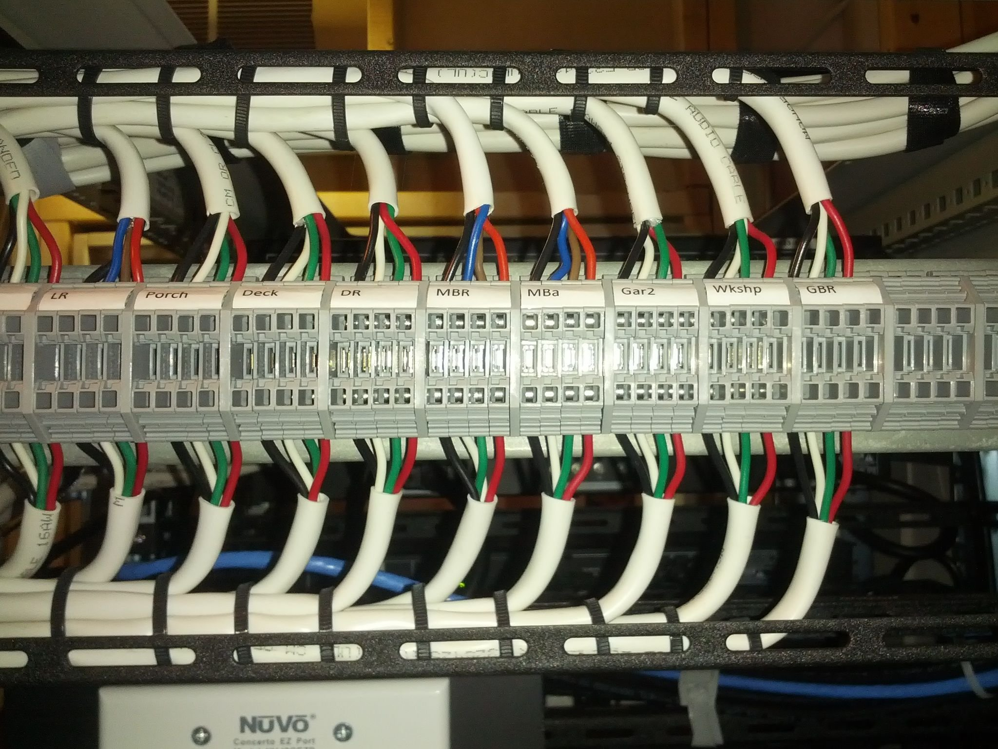 Panels For Speaker Wire Center Avs Box Wiring Whole Home Audio Termination Point Forum Rh Avsforum Com Junction Splitter