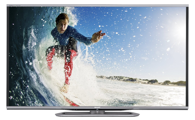 sharp 80 flat panel tv aquos quattron 3d. Sharp LC-70LE857 70-inch Aquos Quattron 1080p 240Hz LED 3D HDTV - AVS Forum | Home Theater Discussions And Reviews 80 Flat Panel Tv 3d T
