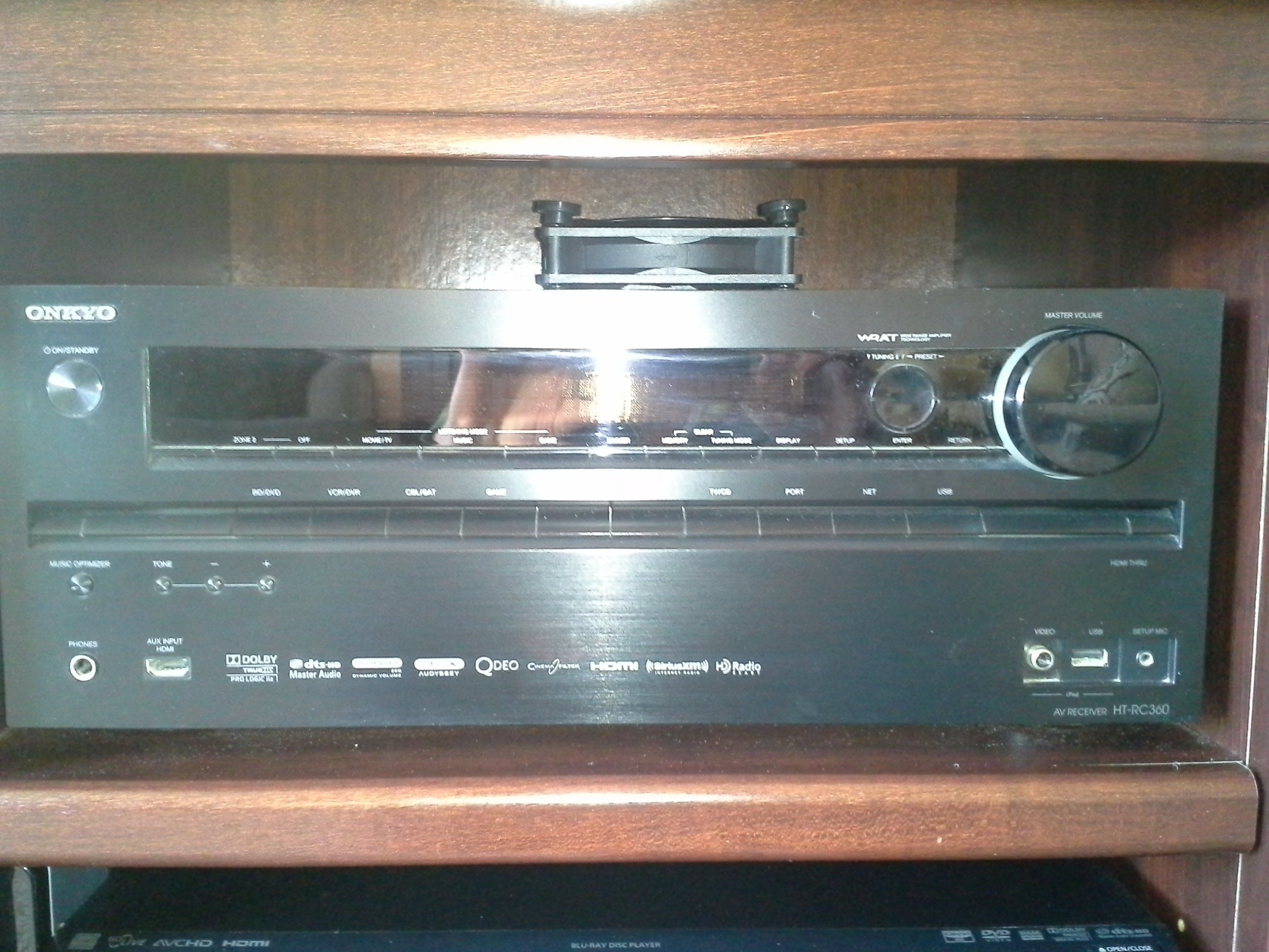 Owner's thread for Onkyo HT-RC360 and 370 - Page 25 - AVS