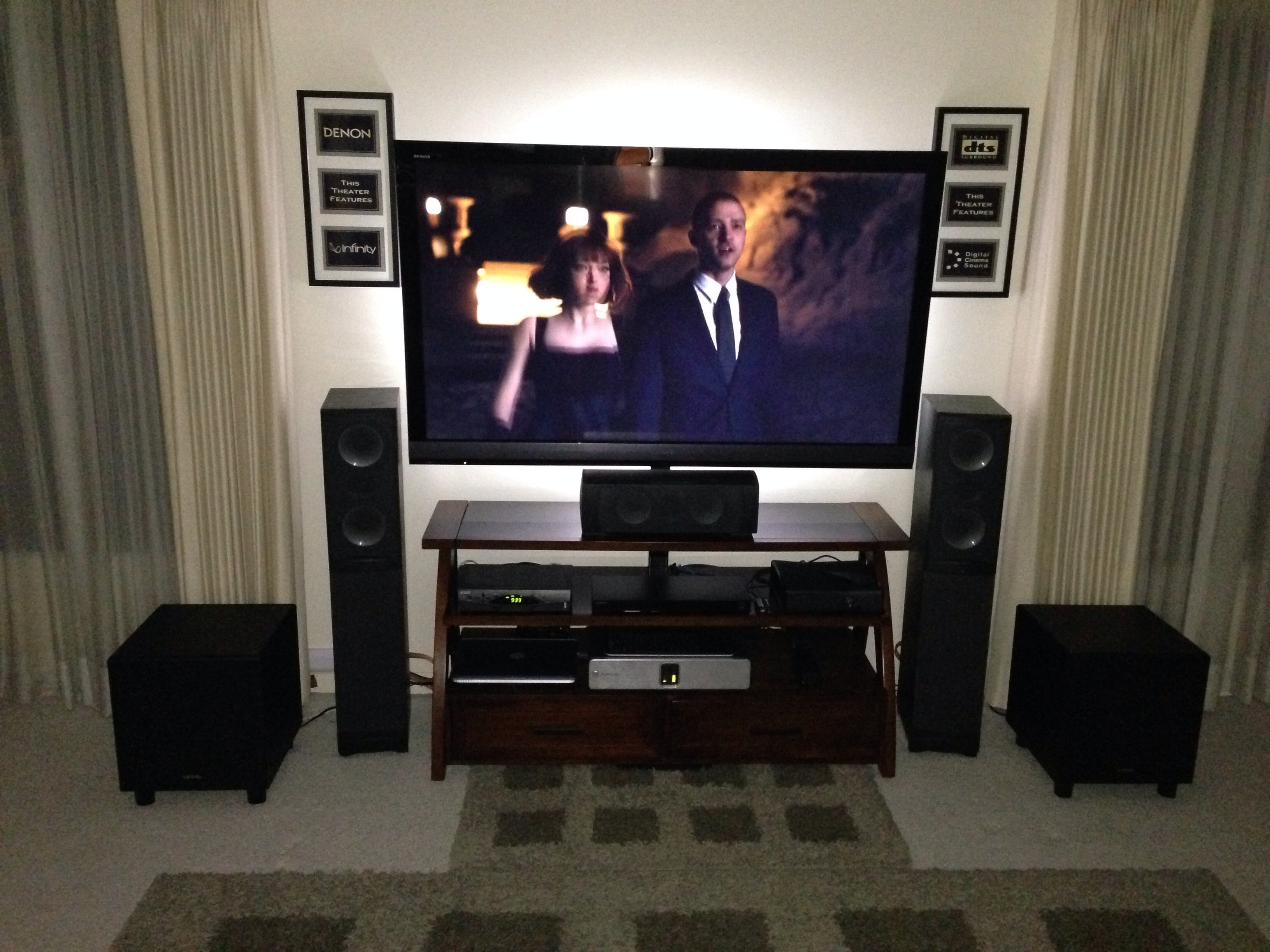 Buying A New 60 Led Tv Means I Need A New Stand Suggestions Avs