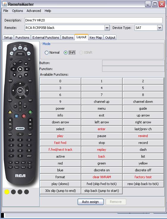 official logitech harmony 300 thread page 2 avs forum home rh avsforum com RCA Universal Remote Codes RCA Universal Remote Set Up