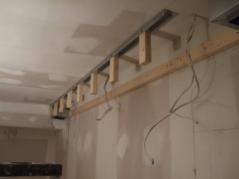 Best Way To Build My Soffit Avs Forum Home Theater Discussions And Reviews