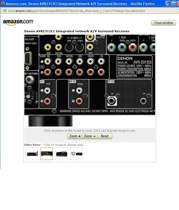 The **OFFICIAL** Denon AVR-XX12 Model Owner's Thread - Page