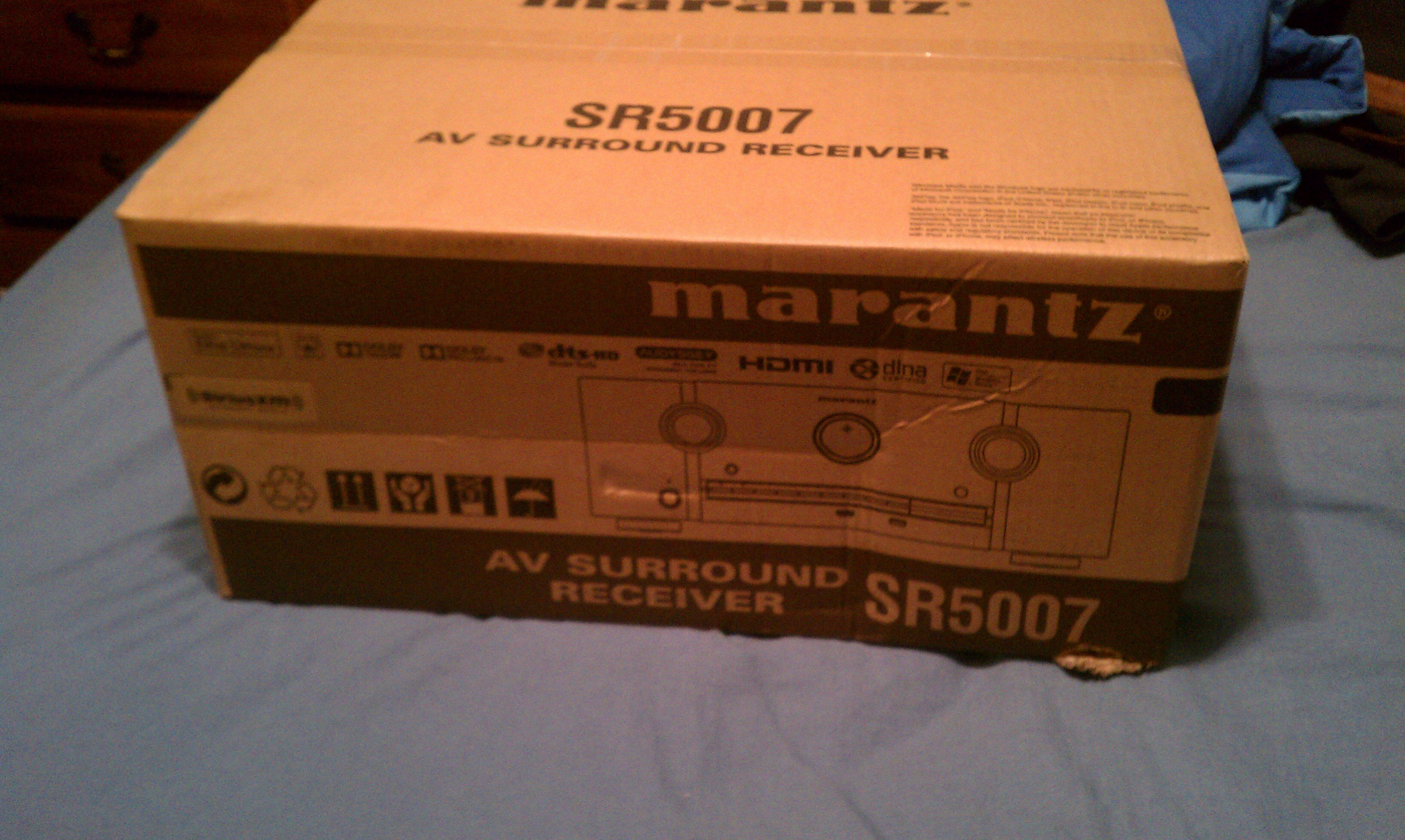 Marantz SR5007 Owner's Thread - AVS Forum | Home Theater