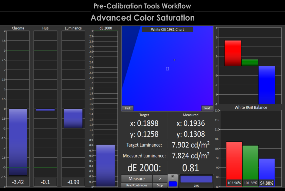 Ted's LightSpace CMS Calibration Disk - Page 6 - Forum