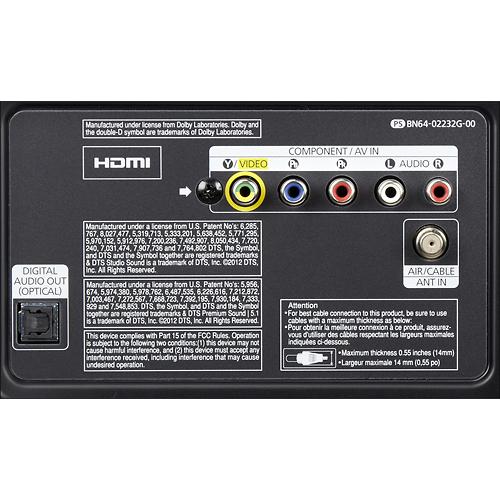samsung 51 inch plasma 720p specs online
