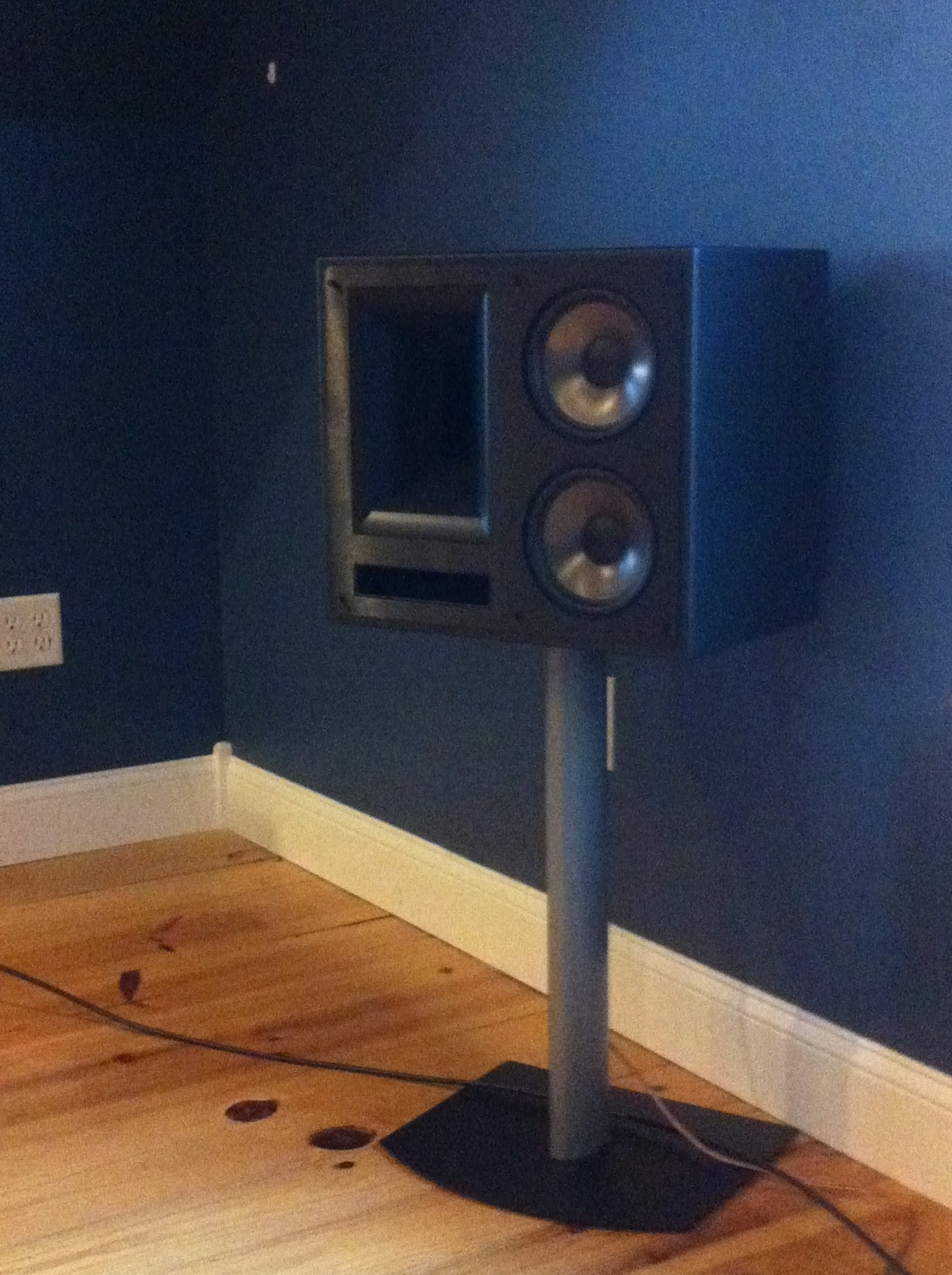 Speaker Stands For Klipsch KL 650 THX