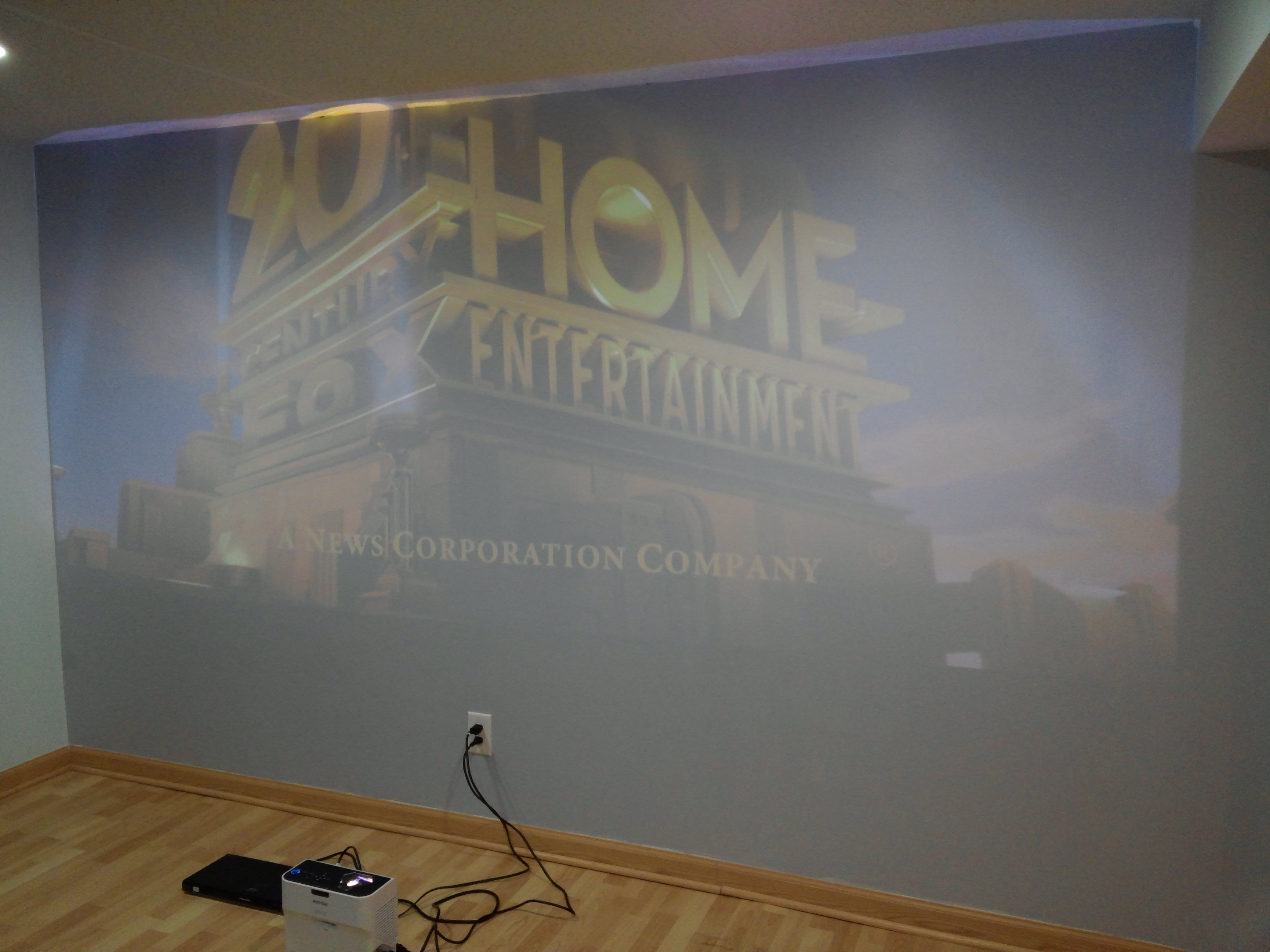 projector wall paintDIY Black Projection Screen Paint  AVS Forum  Home Theater