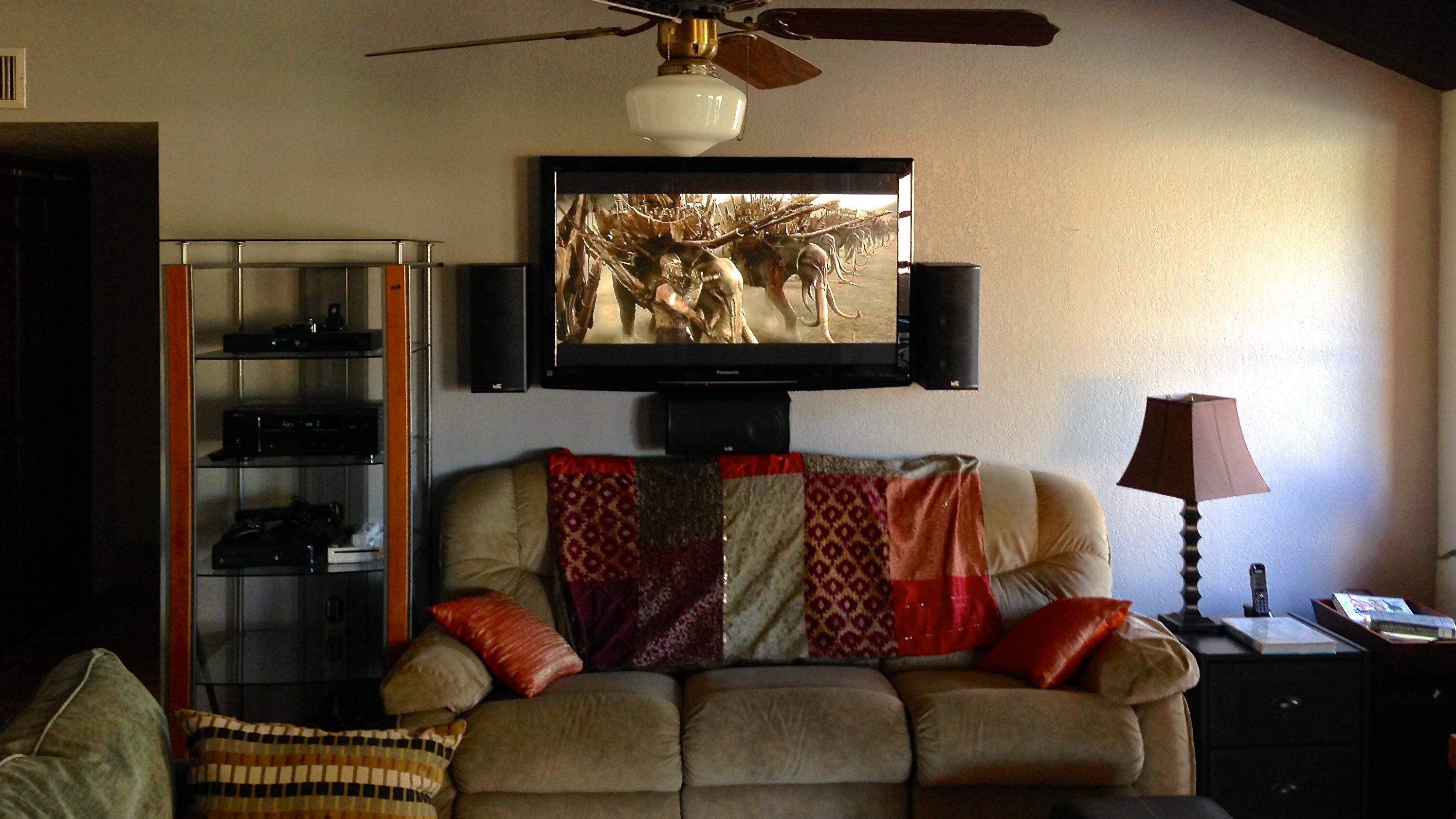 Living Room AV