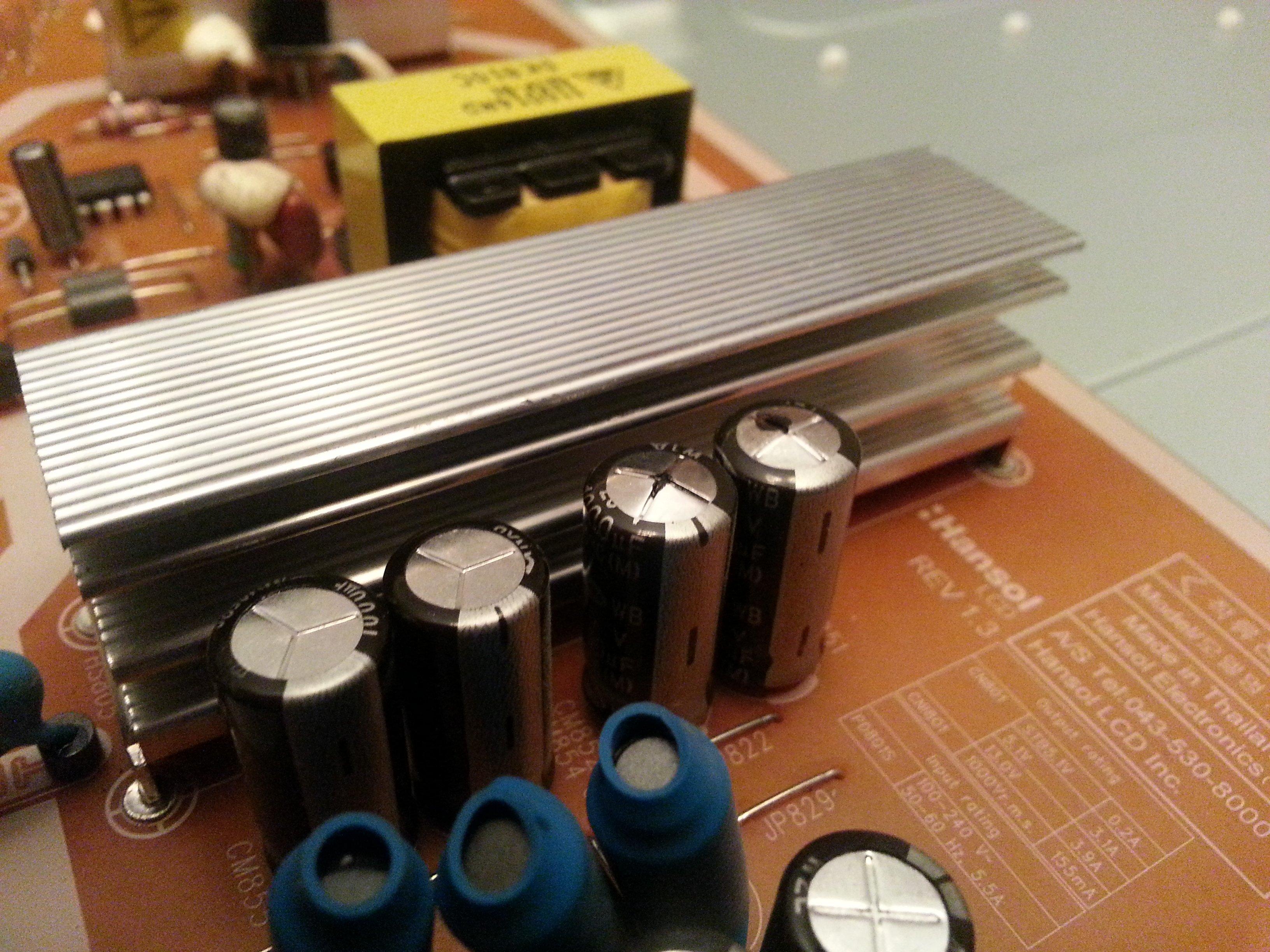 """Samsung 52"""" ln52a580 ln52a650 ln52a750 lj97-01450a backlight."""