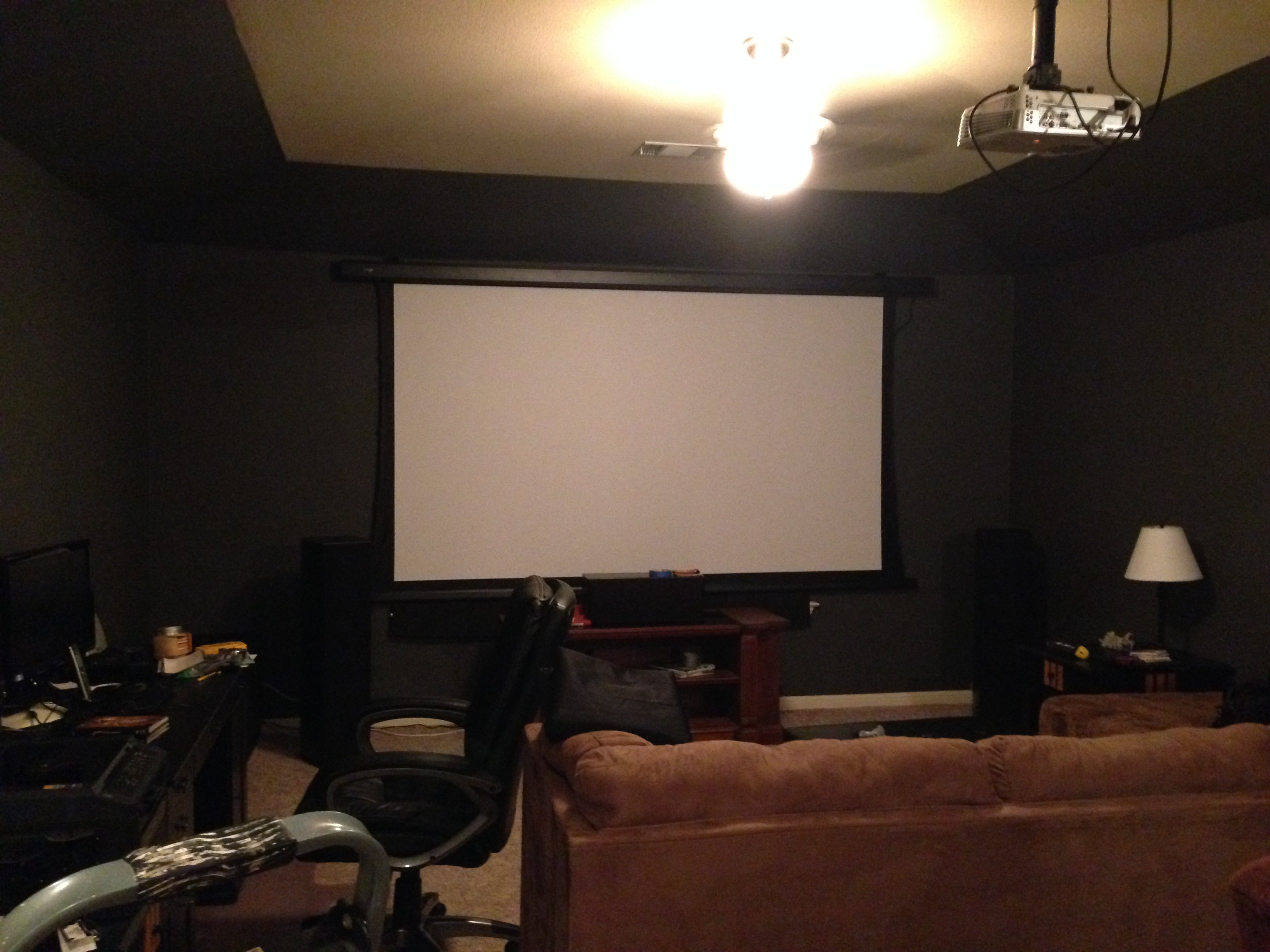 Options To Block Light From Window Avs Forum Home Theater