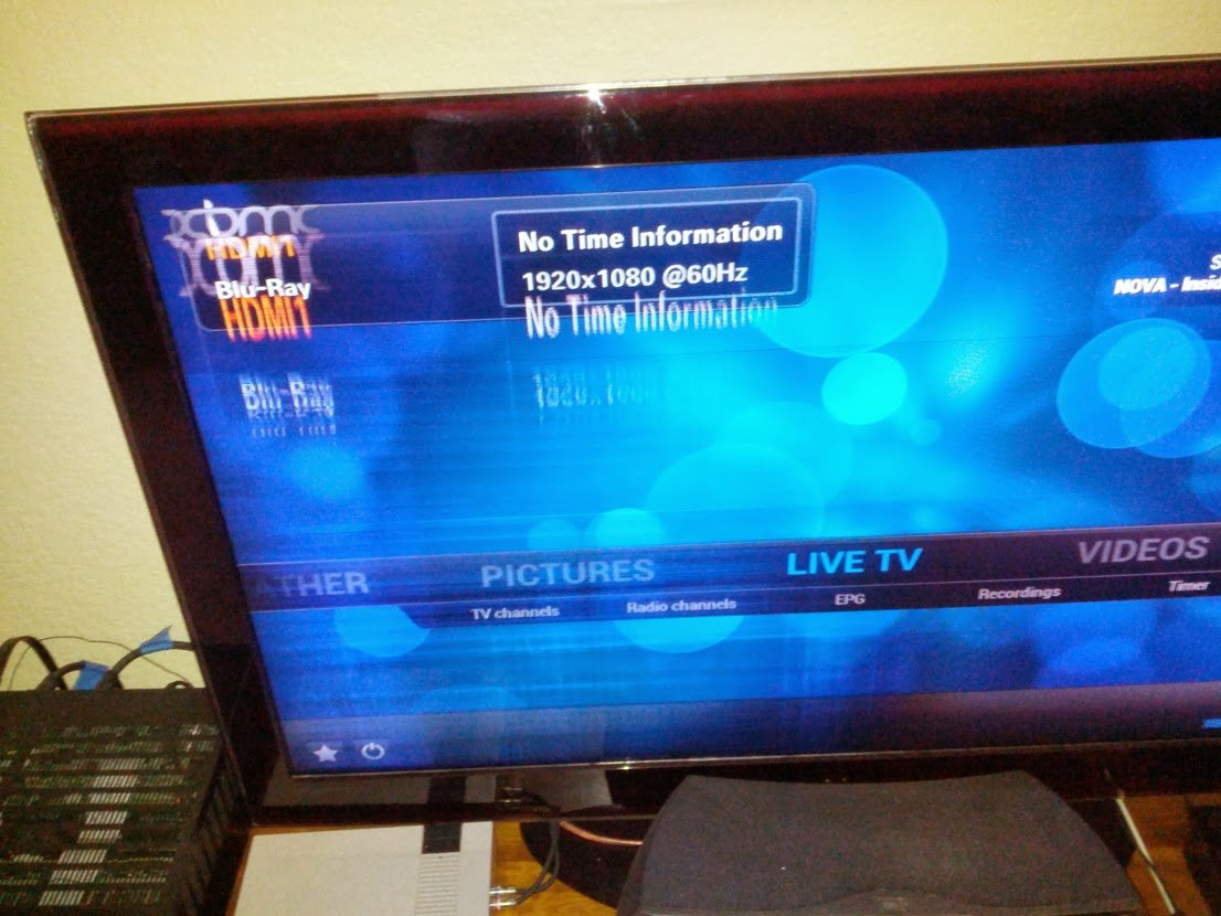 Samsung Tv Display Problem