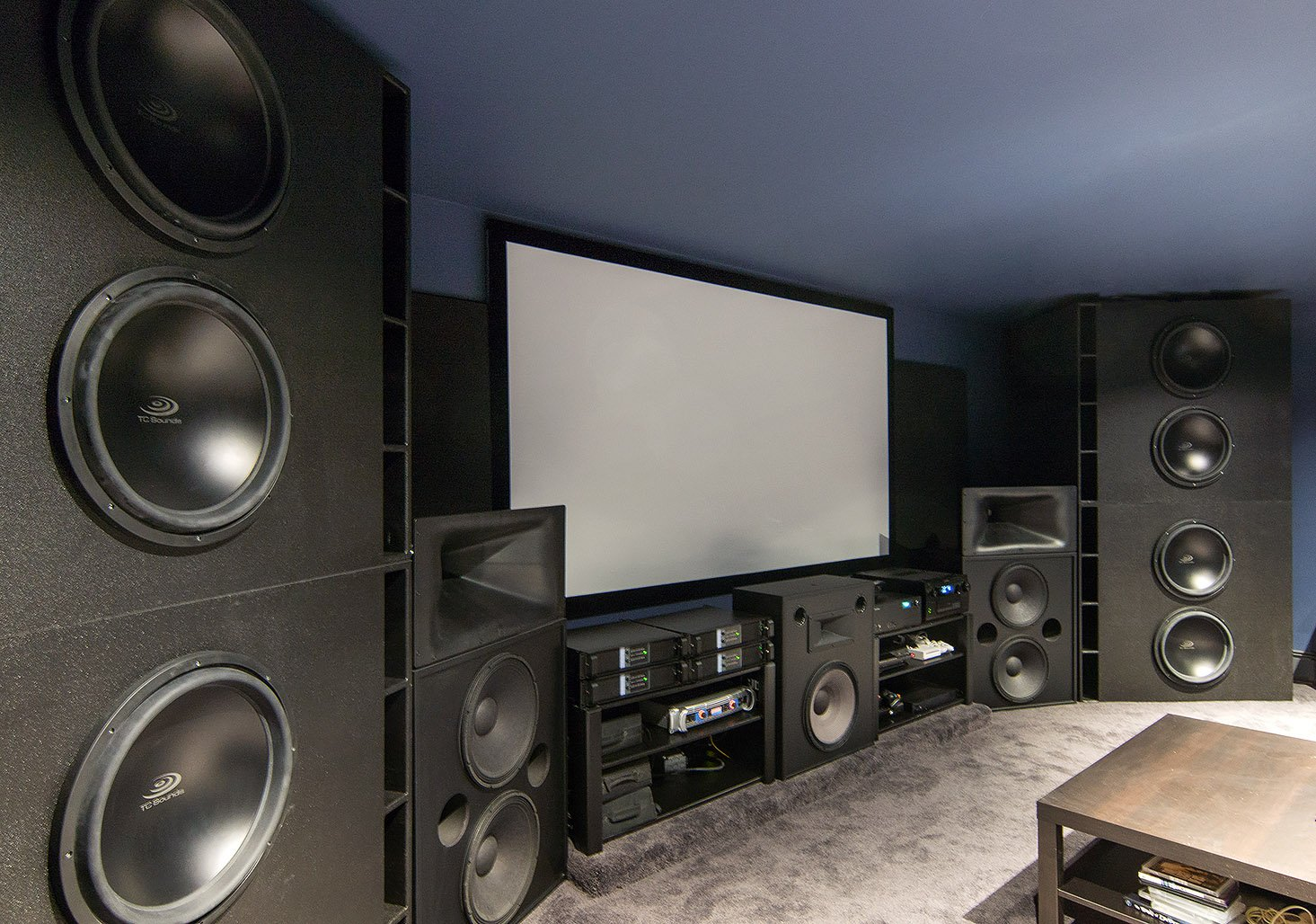 HT Of The Month: Ultimate Bass   AVS Forum | Home Theater Discussions And  Reviews