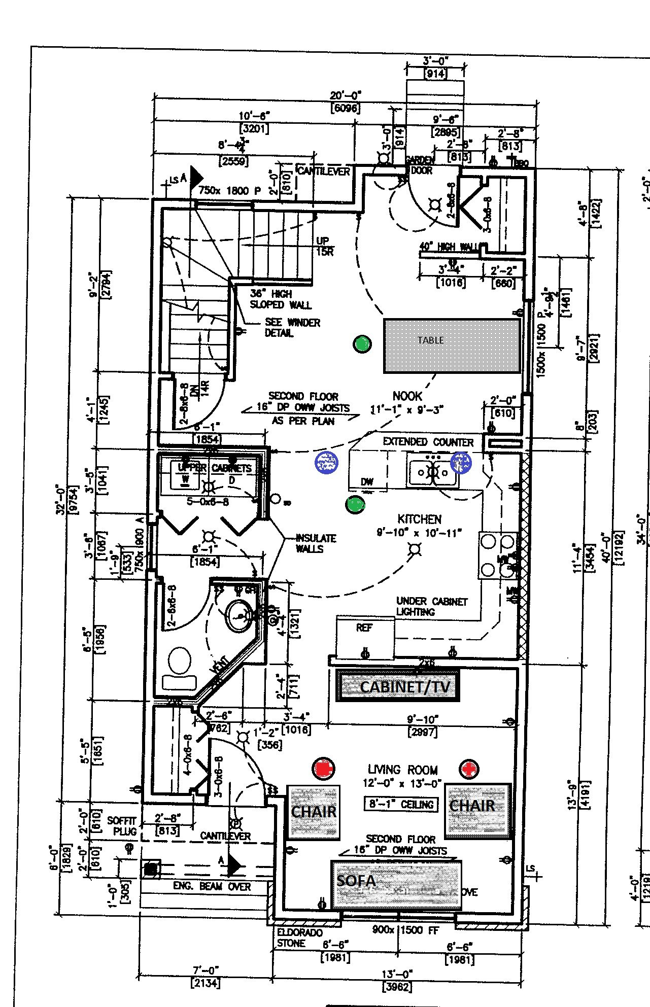 In Ceiling Speaker Placement For Open Kitchen Dining Room Avs Surround Sound On 5 1 Setup Diagram Any And All Input Is Welcomed