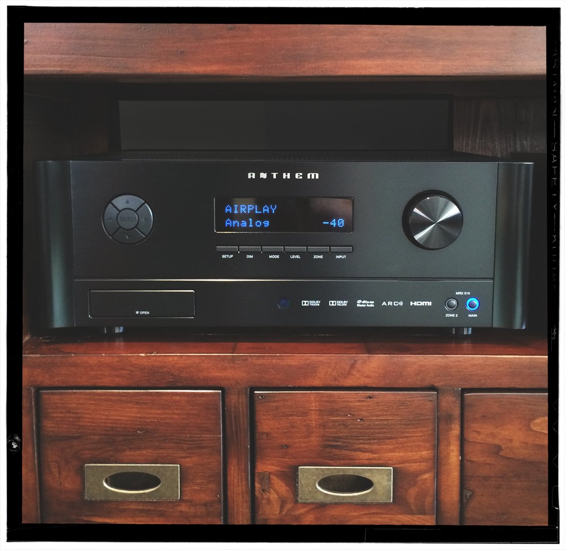 Anthem MRX Receivers - 310, 510, 710 Owners Thread