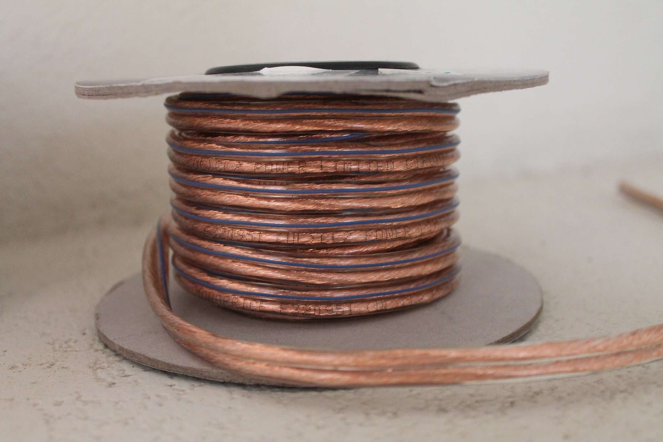 Review Incl Just Got Monoprice Speaker Wire In Why Do You Guys