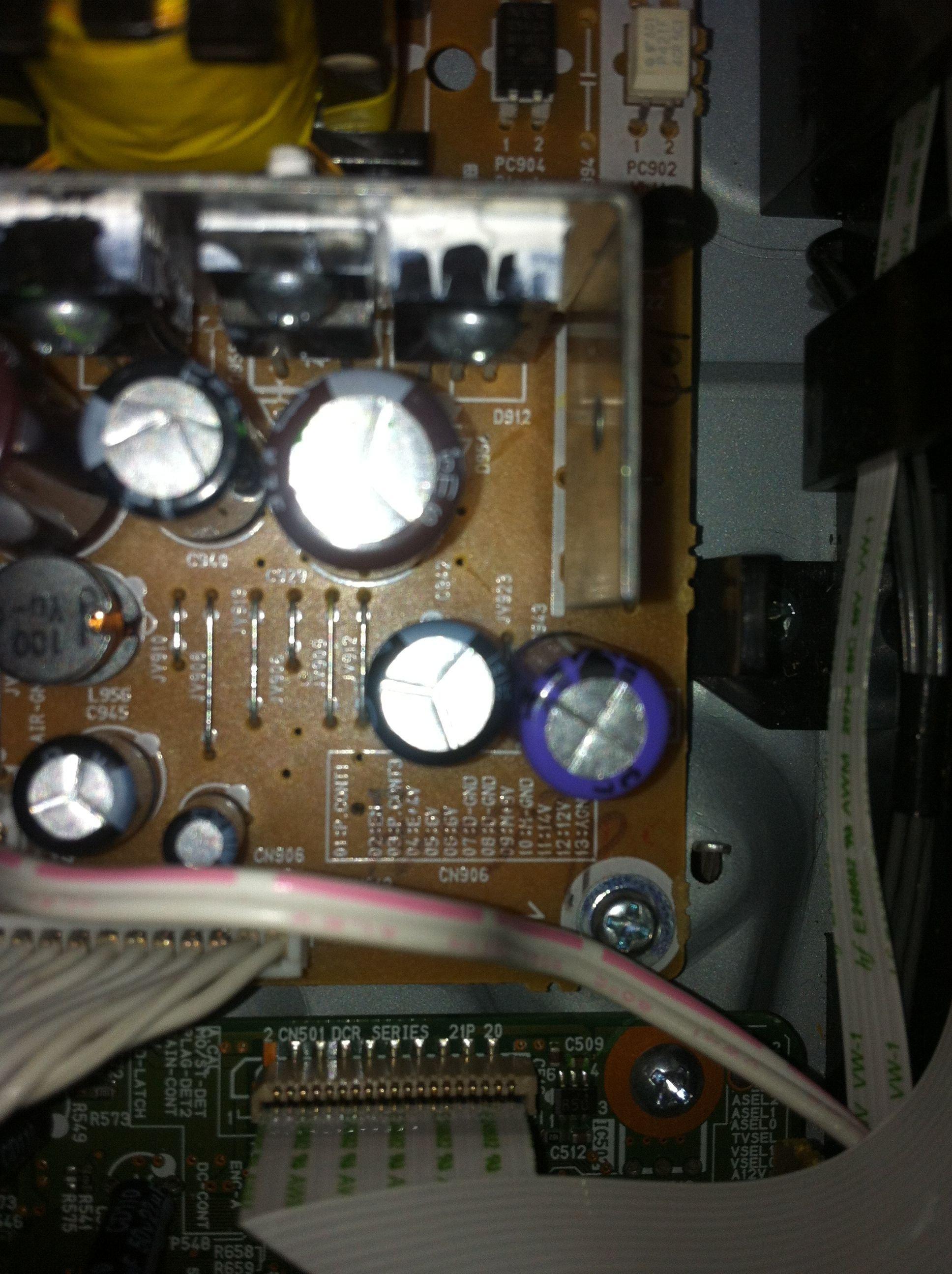 Sony Dav Hdx466 Push Power Protector Flashing On Display Avs
