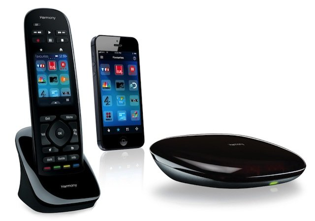 Smart control both products come packaged with logitech s harmony hub