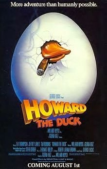 File source: http://en.wikipedia.org/wiki/File:Howard_the_Duck_(1986).jpg