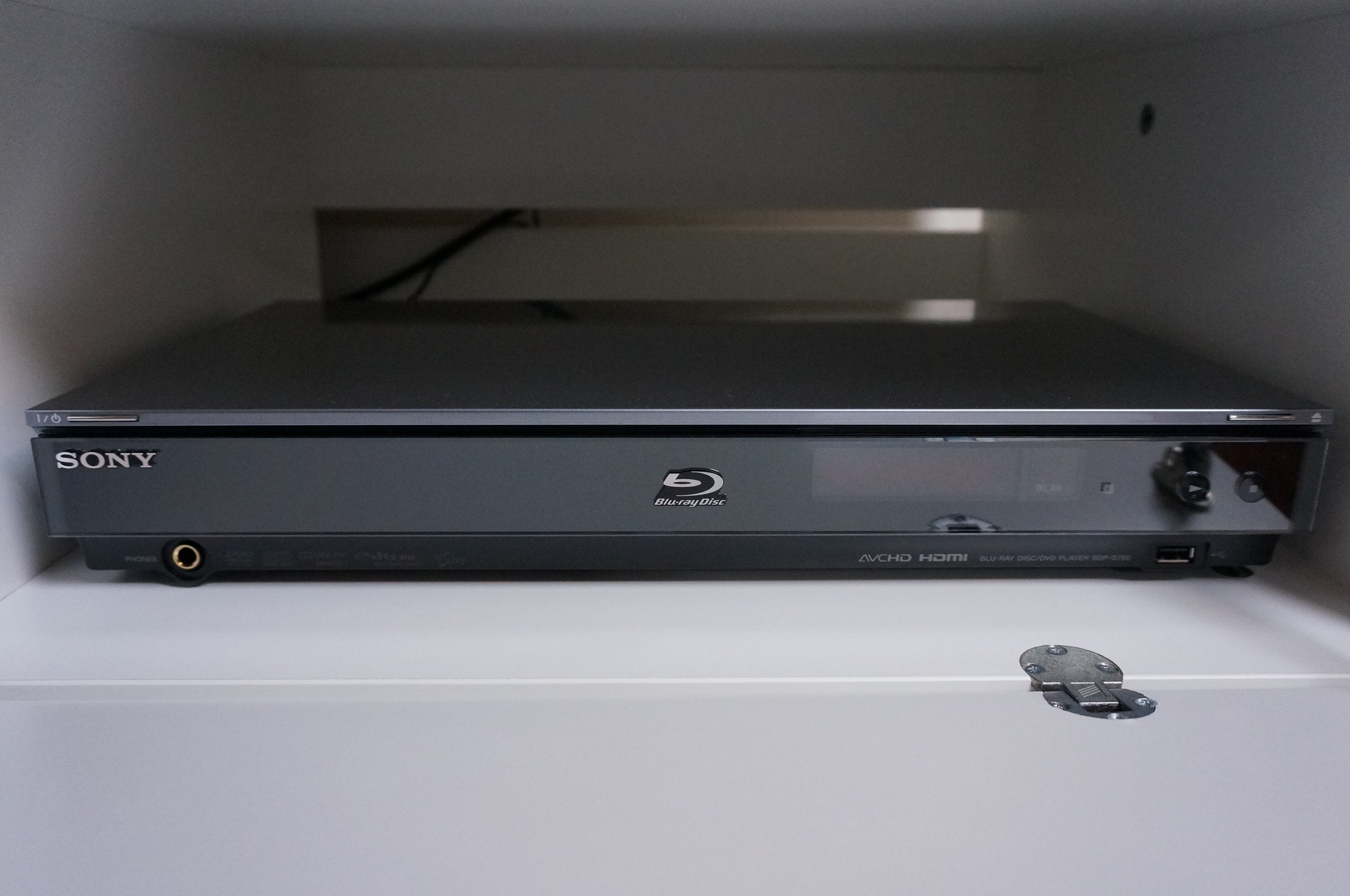 Sony BDP-S1000ES Blu-ray Player Driver Windows XP