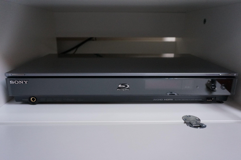 Sony BDP-S1000ES Blu-ray Player Driver Windows XP