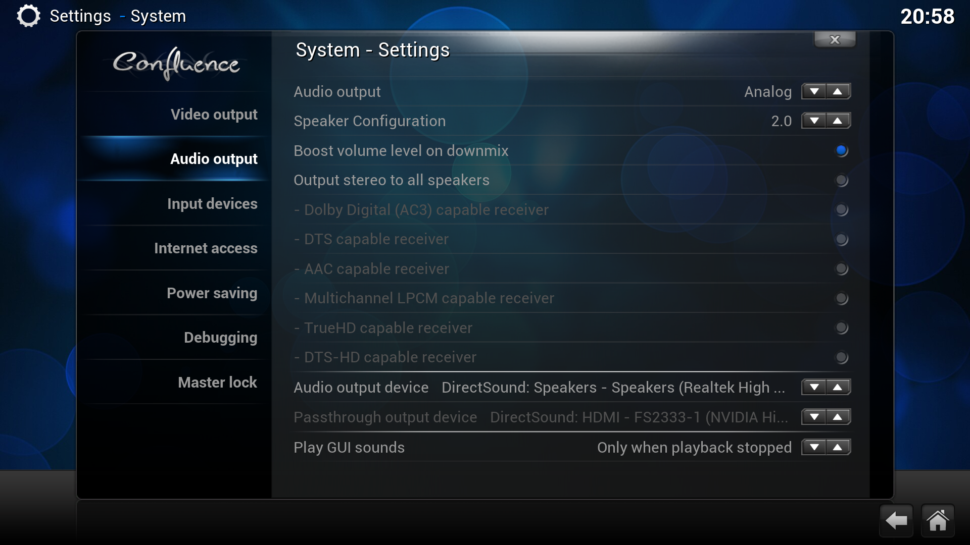 DTS HD MASTER AUDIO AND DOLBY TRUE-HD SOUND ON PC - AVS