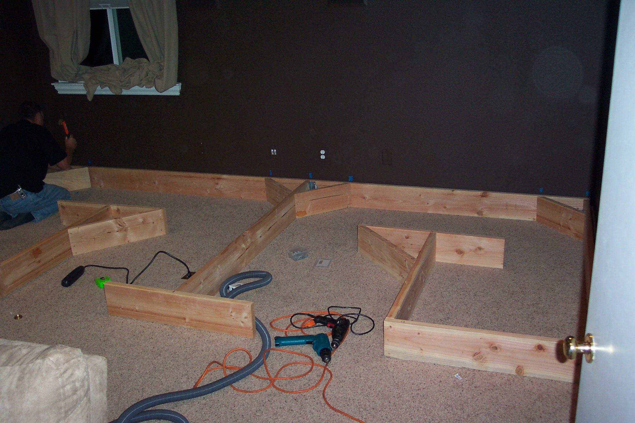 Riser construction 3.