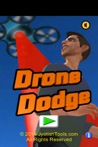 Drone Dodge Game