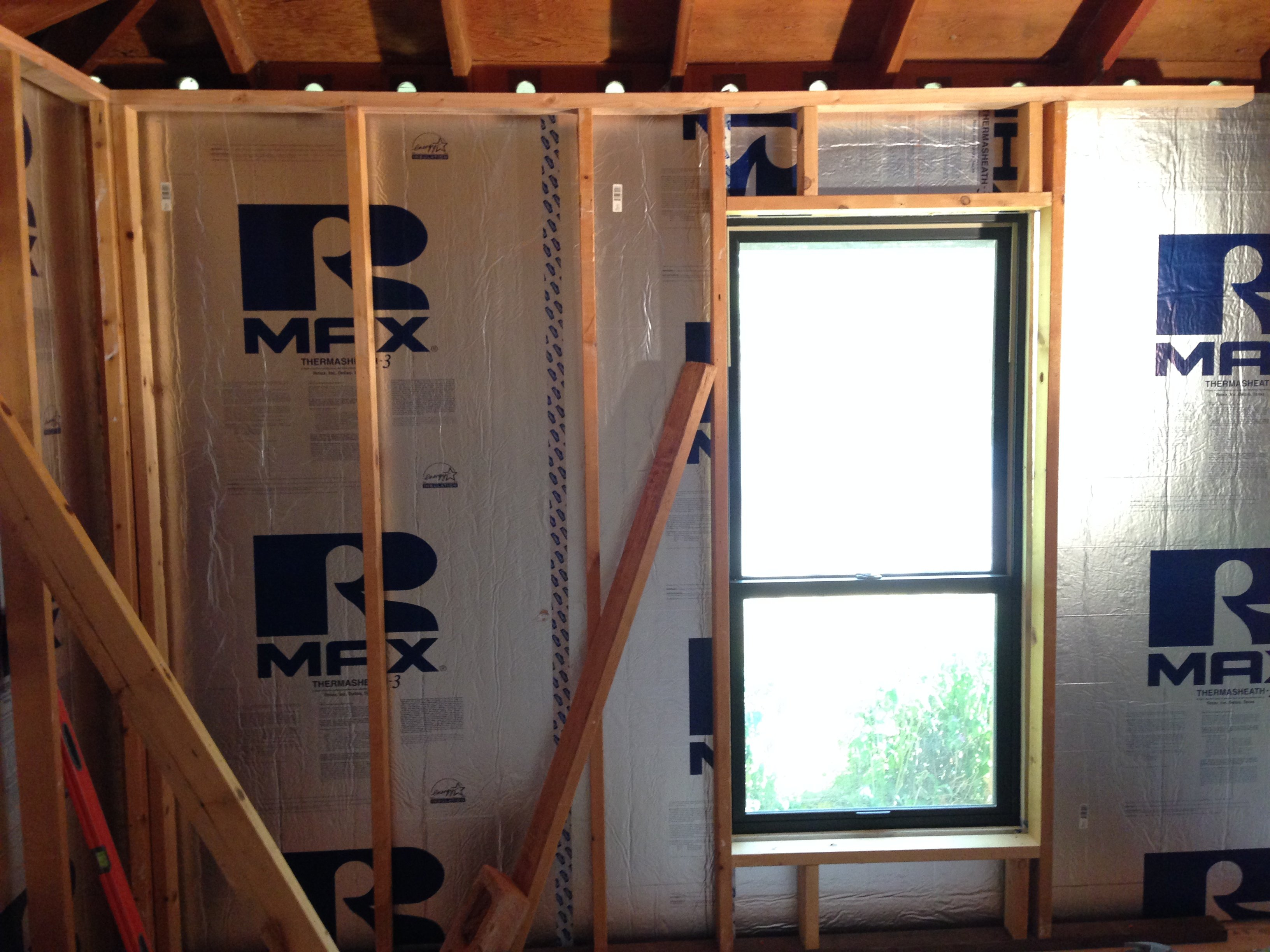Window framing