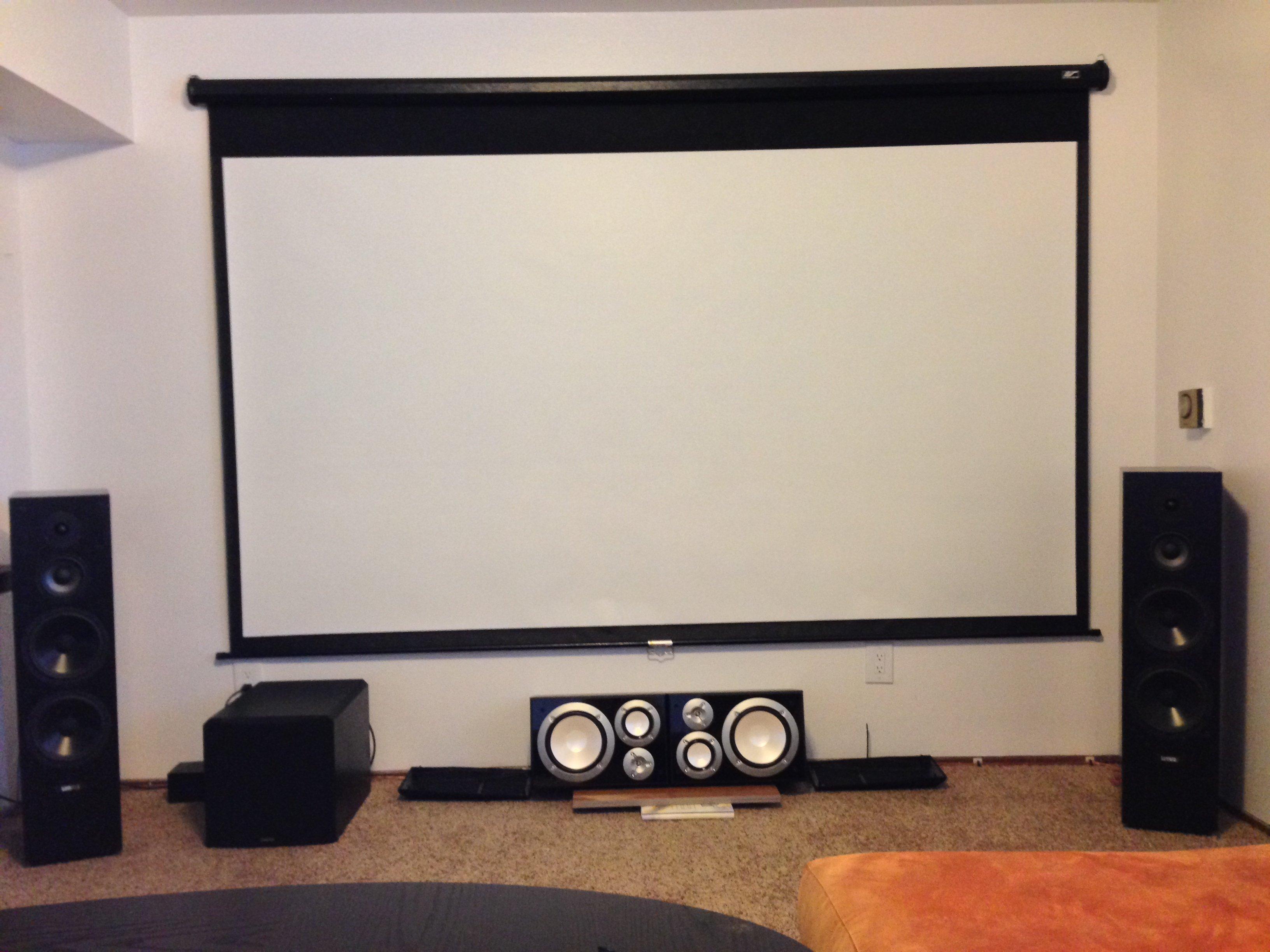 Dual center channel speaker setup - AVS Forum | Home Theater ...