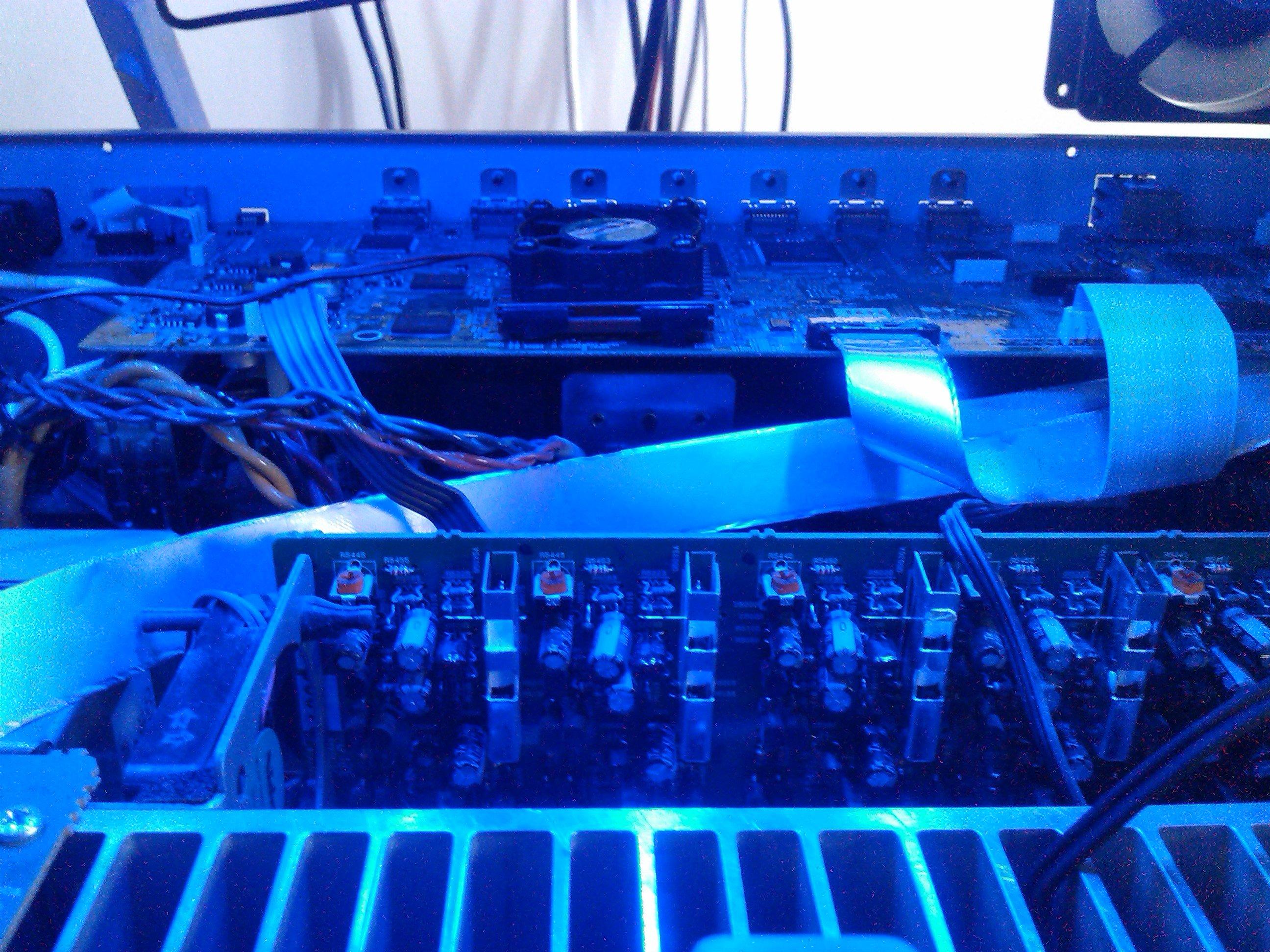 Onkyo TX-NR708 - Suddenly no sound - AVS Forum | Home