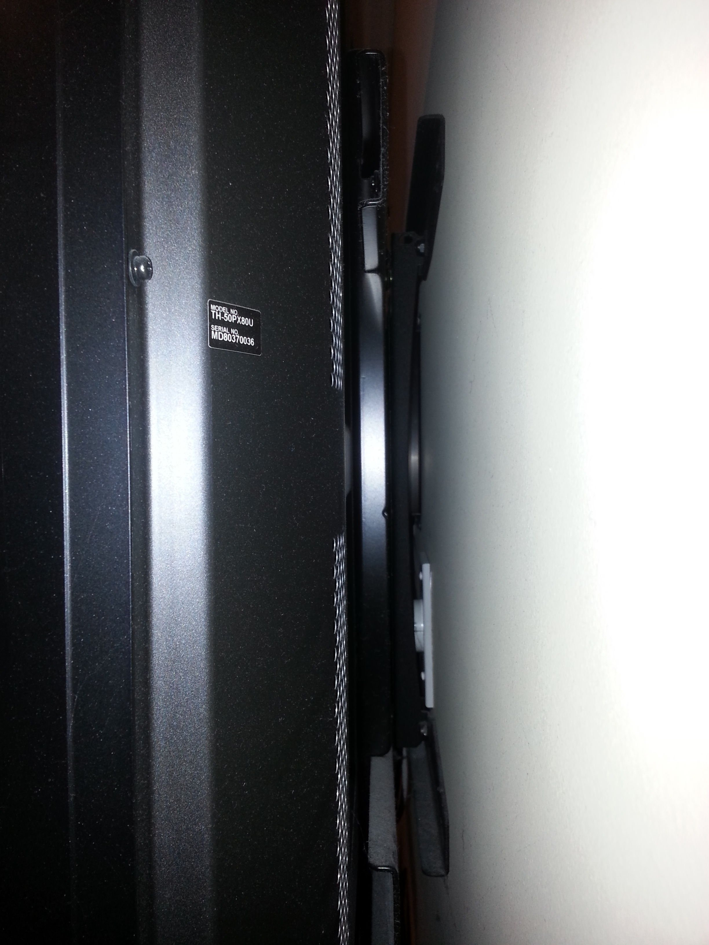 Old Wall Mount Cant Tell How To Unlock Avs Forum Home Theater