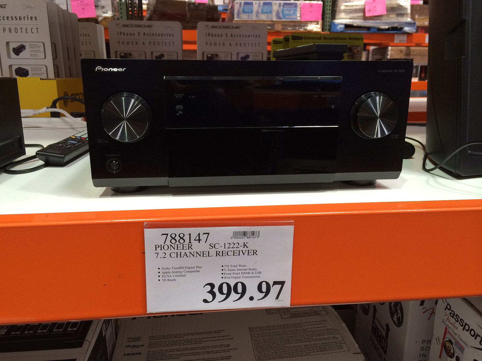 Pioneer Sc 1522k For 59999 At Costco Page 19 Avs Forum Home