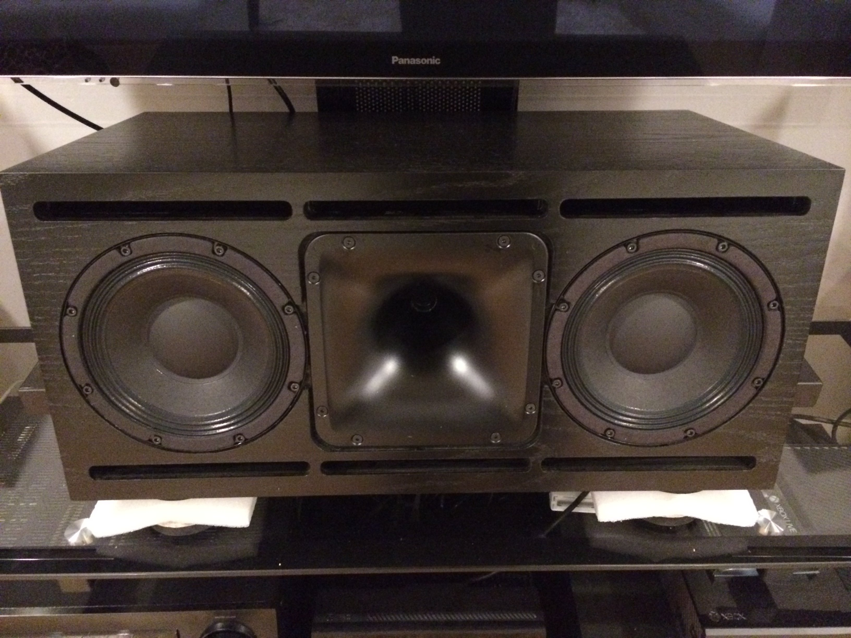 Madison : Jtr speakers avs