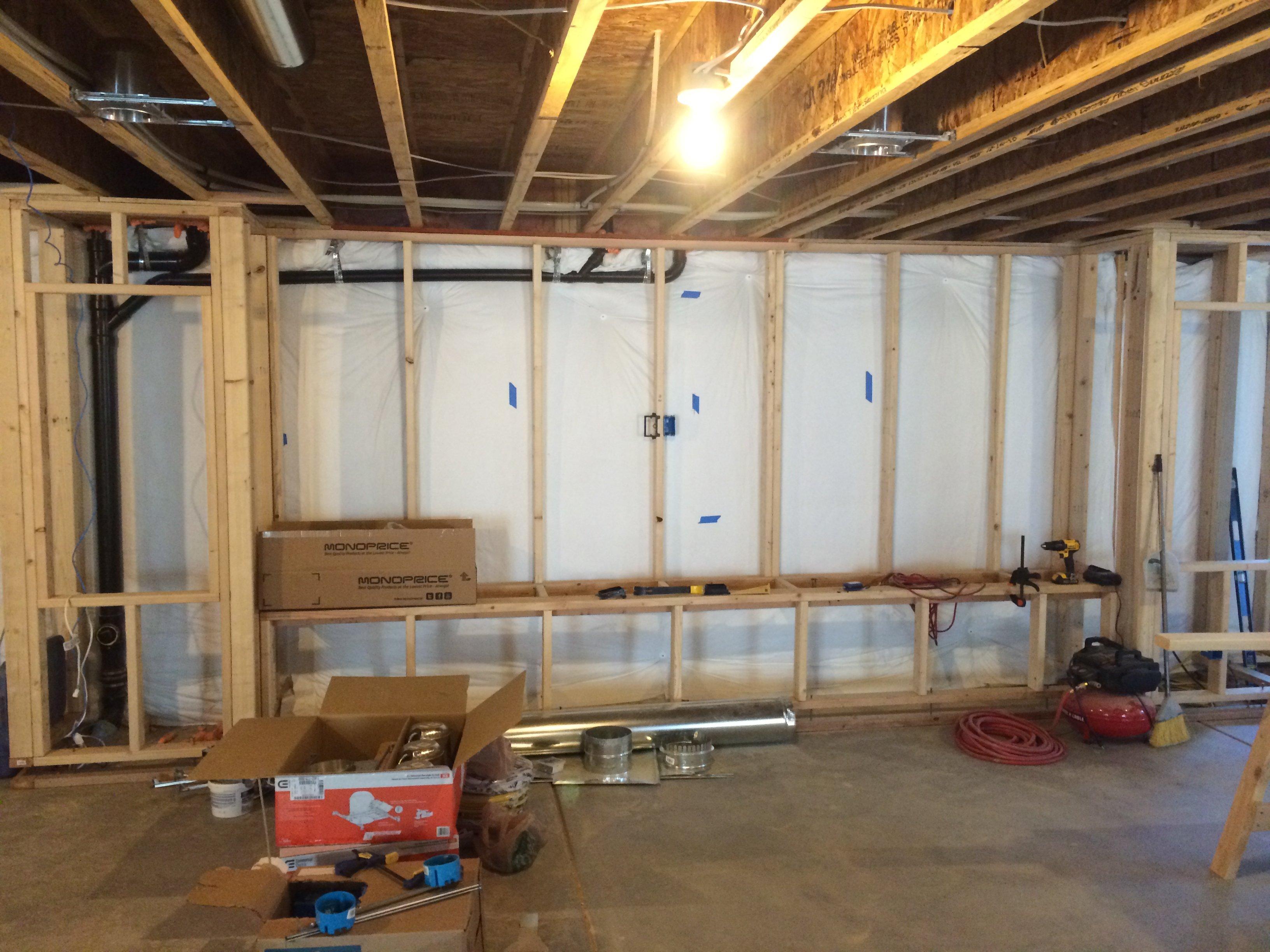 basement build wall mount and tv pre wire suggestions avs forum rh avsforum com Basement Wiring Plan Wiring a Dryer in the Basement