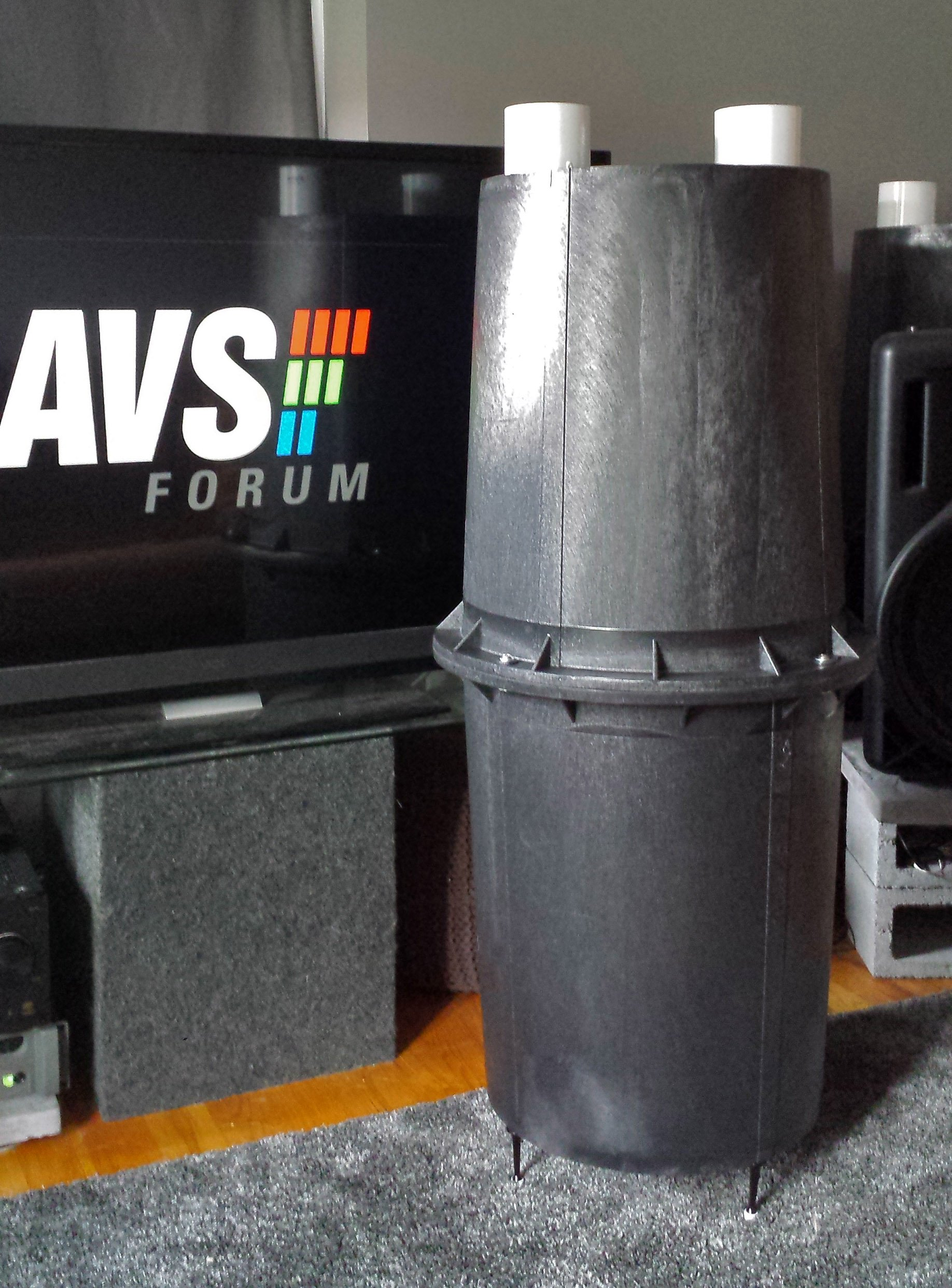 DIY: Build the SumpSub Ported Passive Subwoofer - AVS Forum   Home Theater Discussions And Reviews