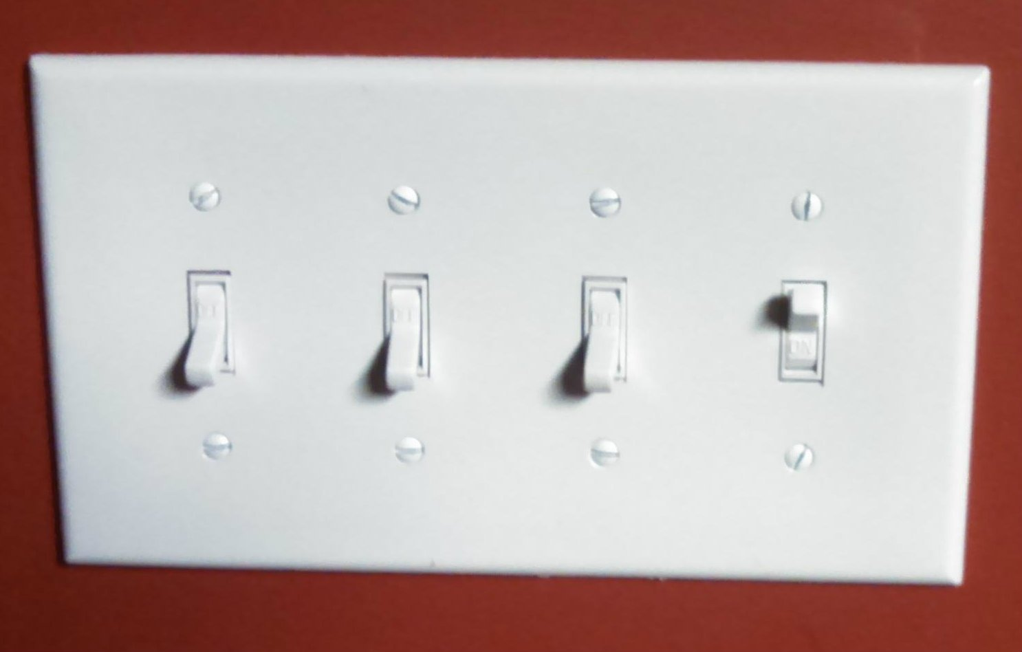 Wireless Light Switch with 4 Switches? - AVS Forum | Home Theater ...