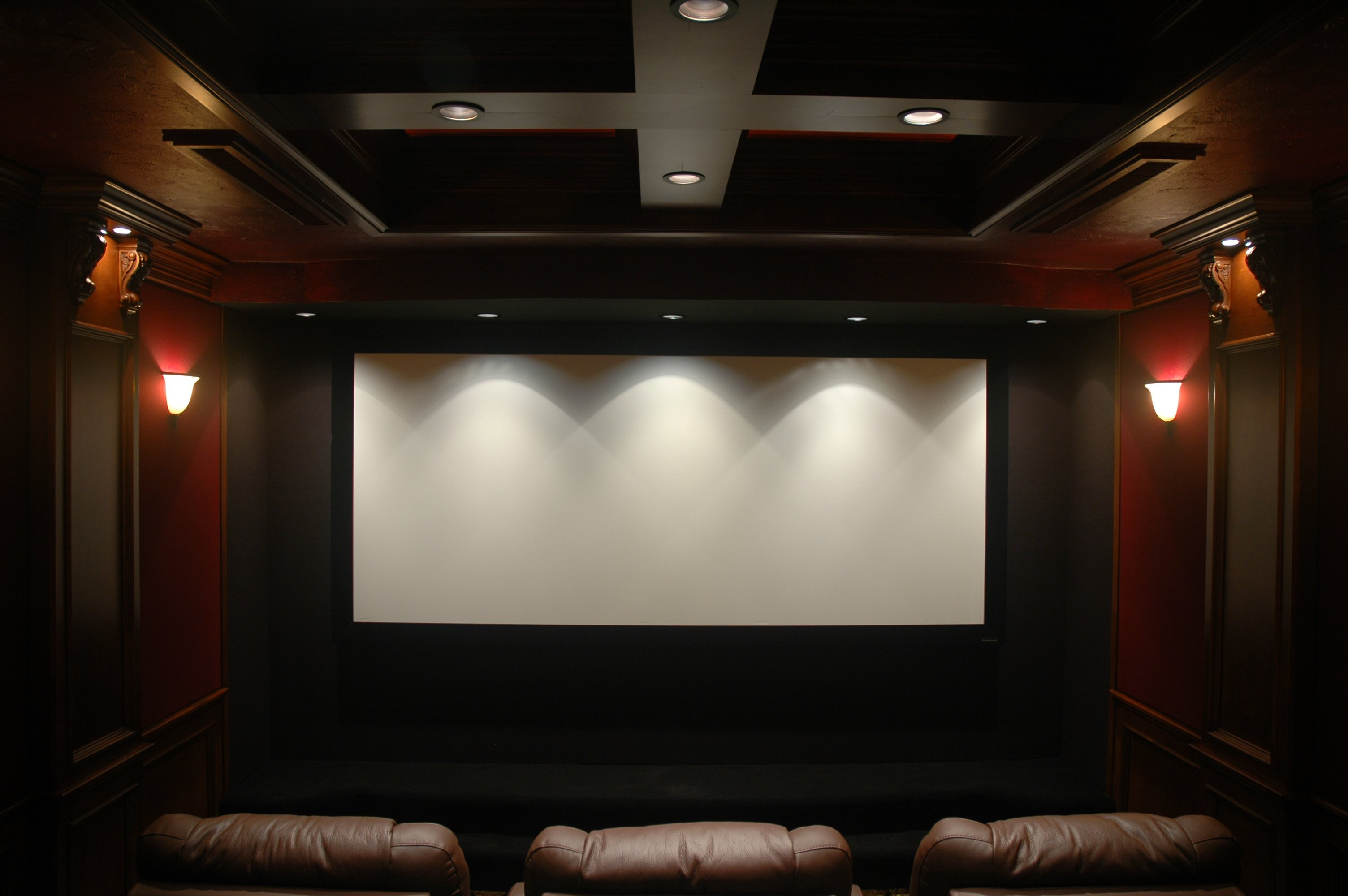 Show Us Your Screen Walls   Page 29   AVS Forum | Home Theater Discussions  And Reviews